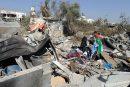 Delivering Food to Gaza