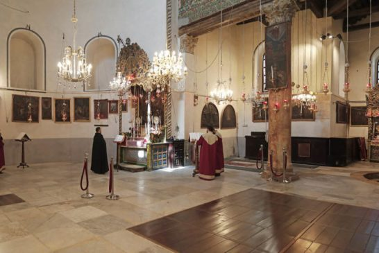 Message from the Armenian Patriarchate of Jerusalem