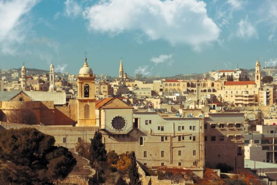 A Message from the Mayor of Bethlehem, Anton Salman