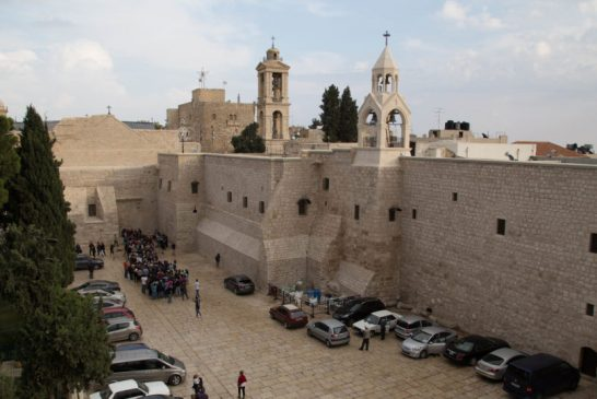 Bethlehem and the Basilica of the Nativity