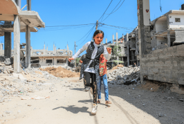 Not All Scars Are Visible in Gaza