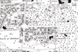 Jerusalem from 1947 to 1953