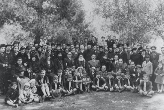 The Nakba of Qatamon