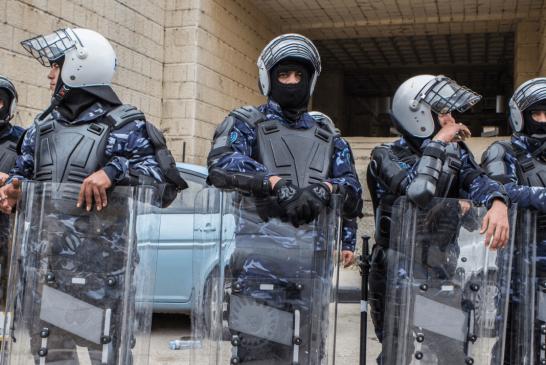 How Israeli Occupation Hinders Palestinian Rule of Law