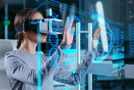 From Black and White to Virtual Reality